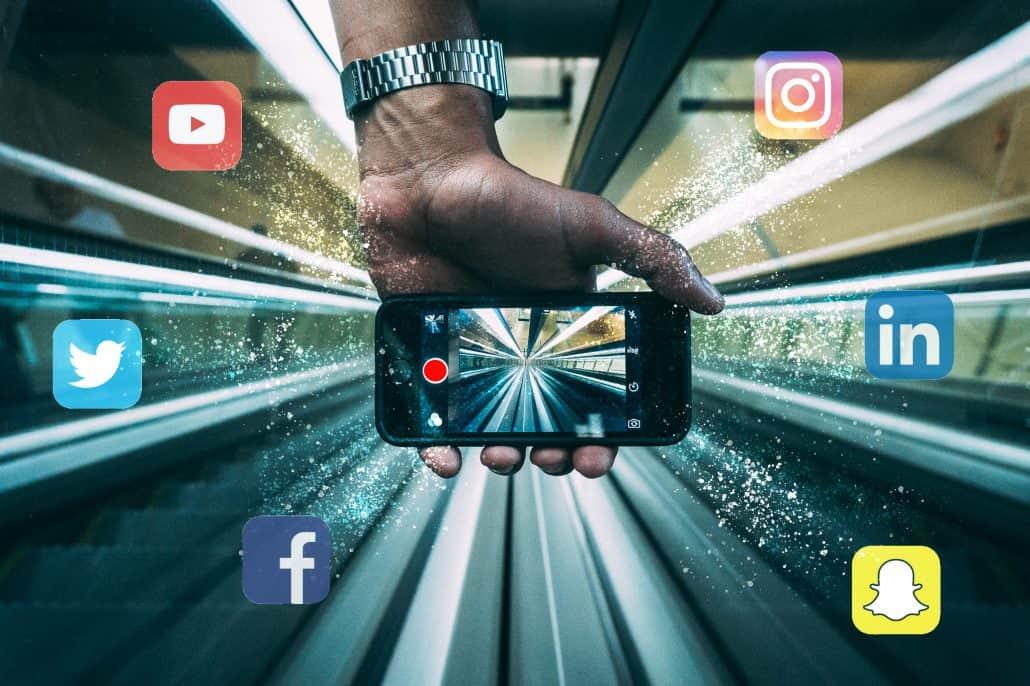 www.p-focused.nl workshop videomarketing met je smartphone