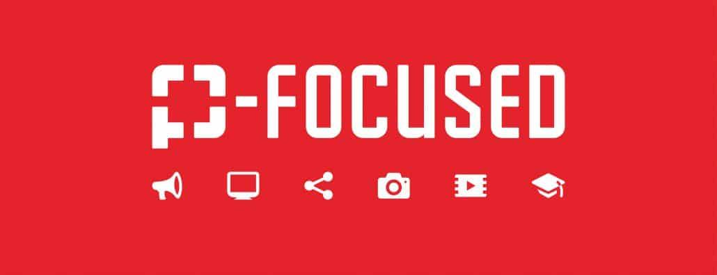 www.p-focused.nl omslagfoto van Facebook met iconen